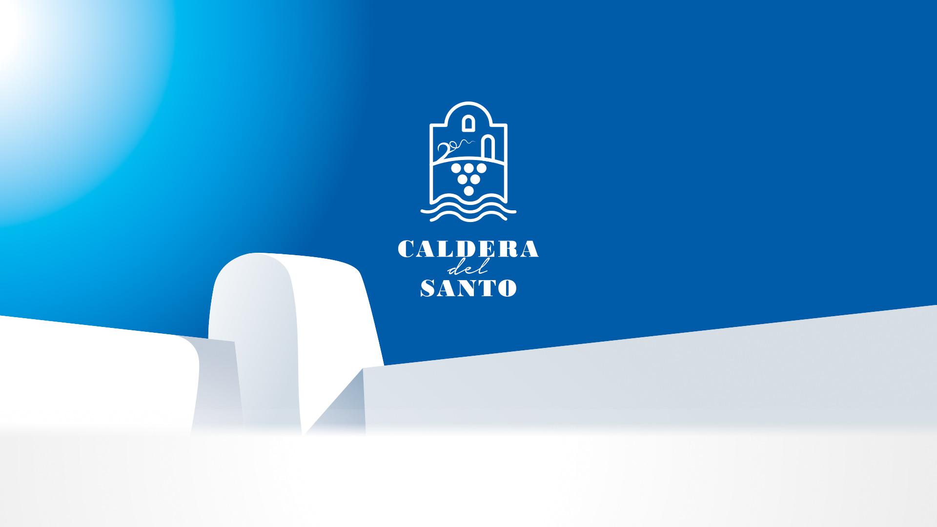 Caldera Del Santo Logo