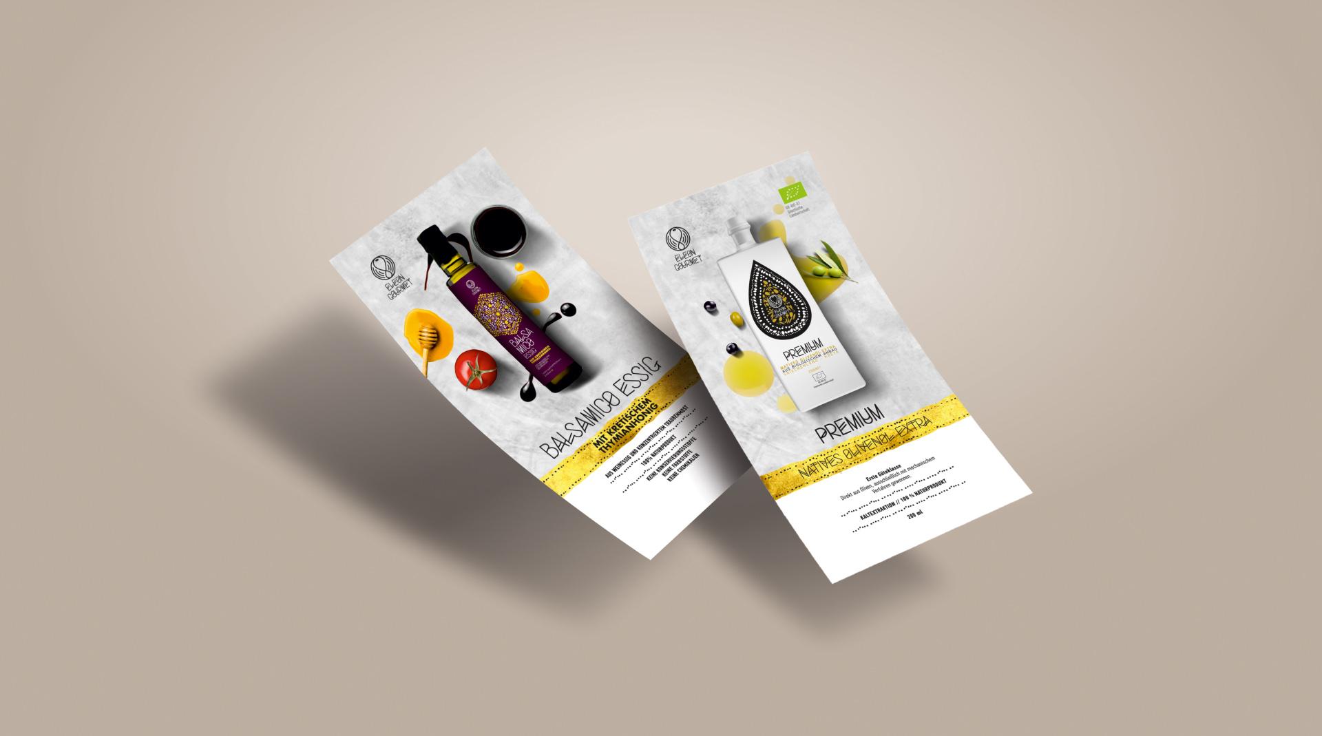 Eleon Gourmet Brochure