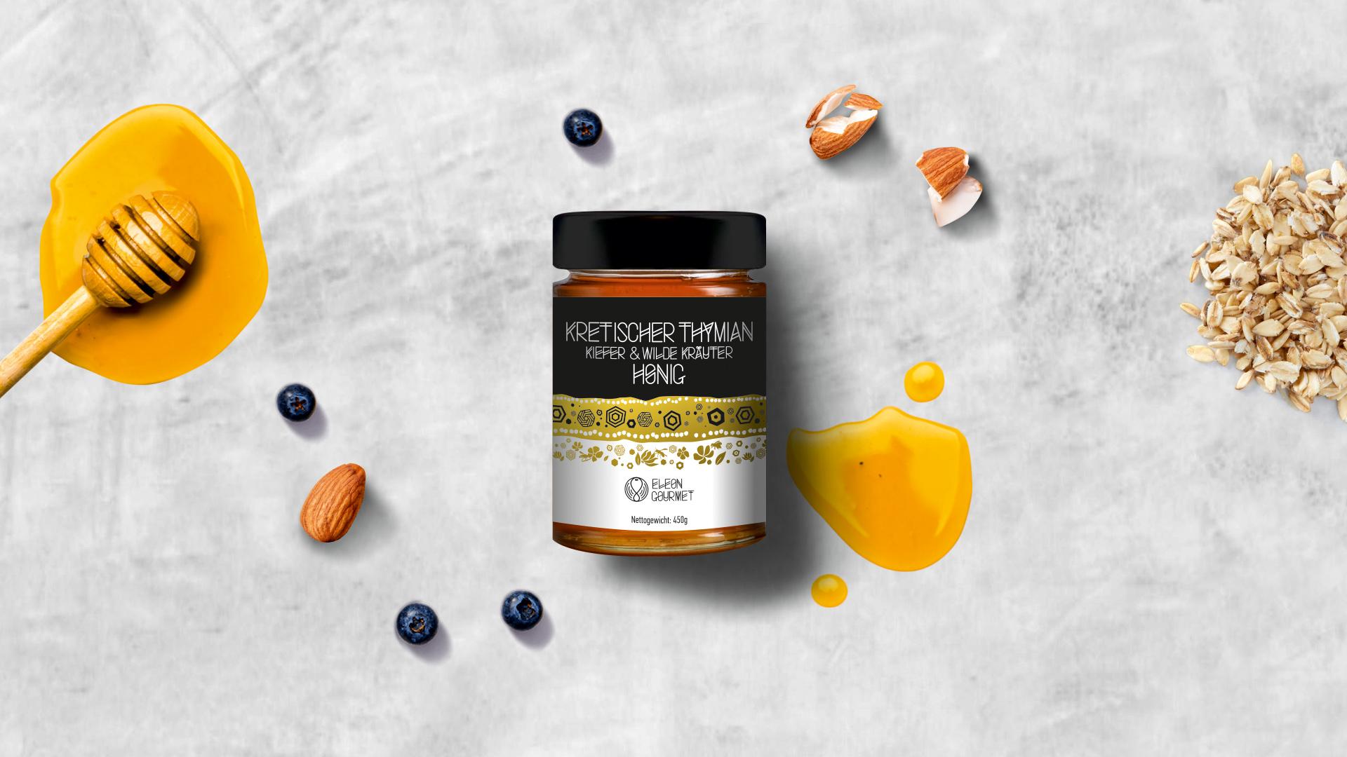 Eleon Gourmet Honey