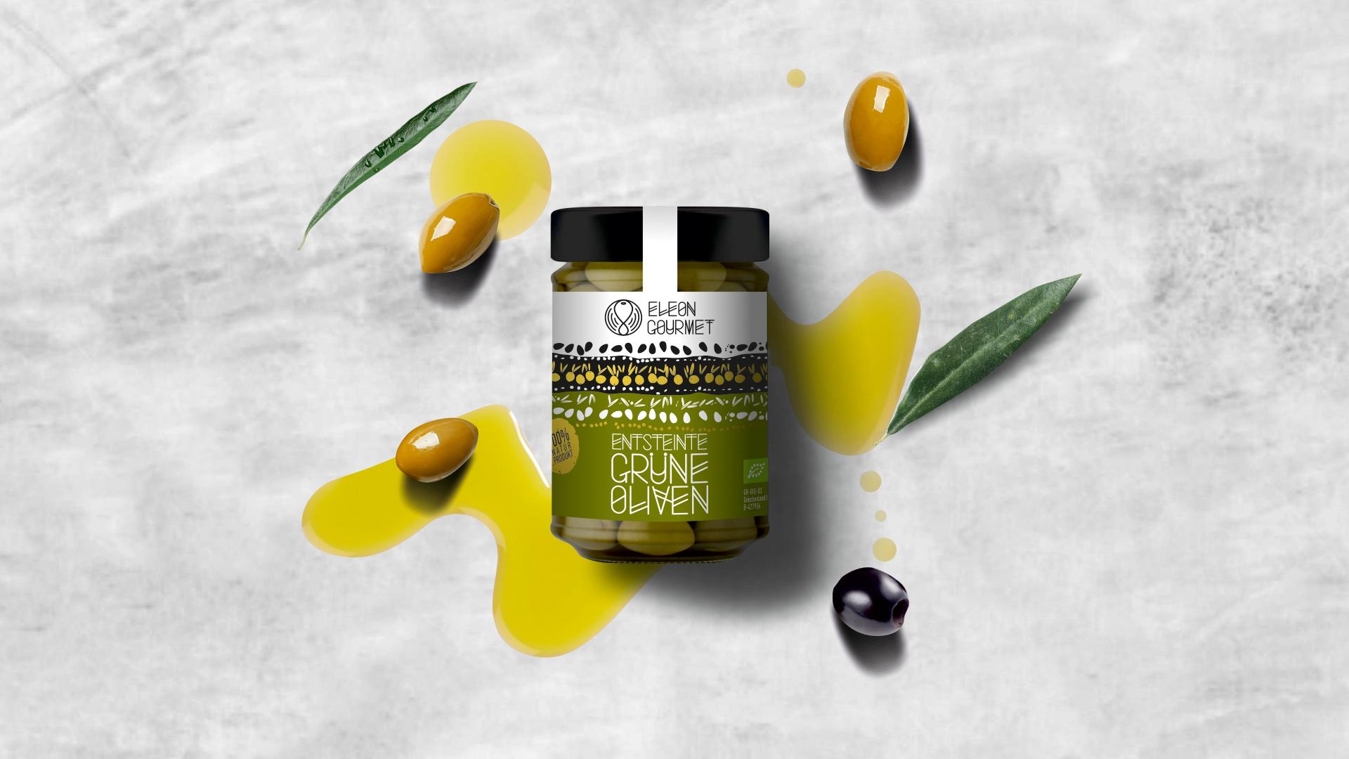 Eleon Gourmet Olives
