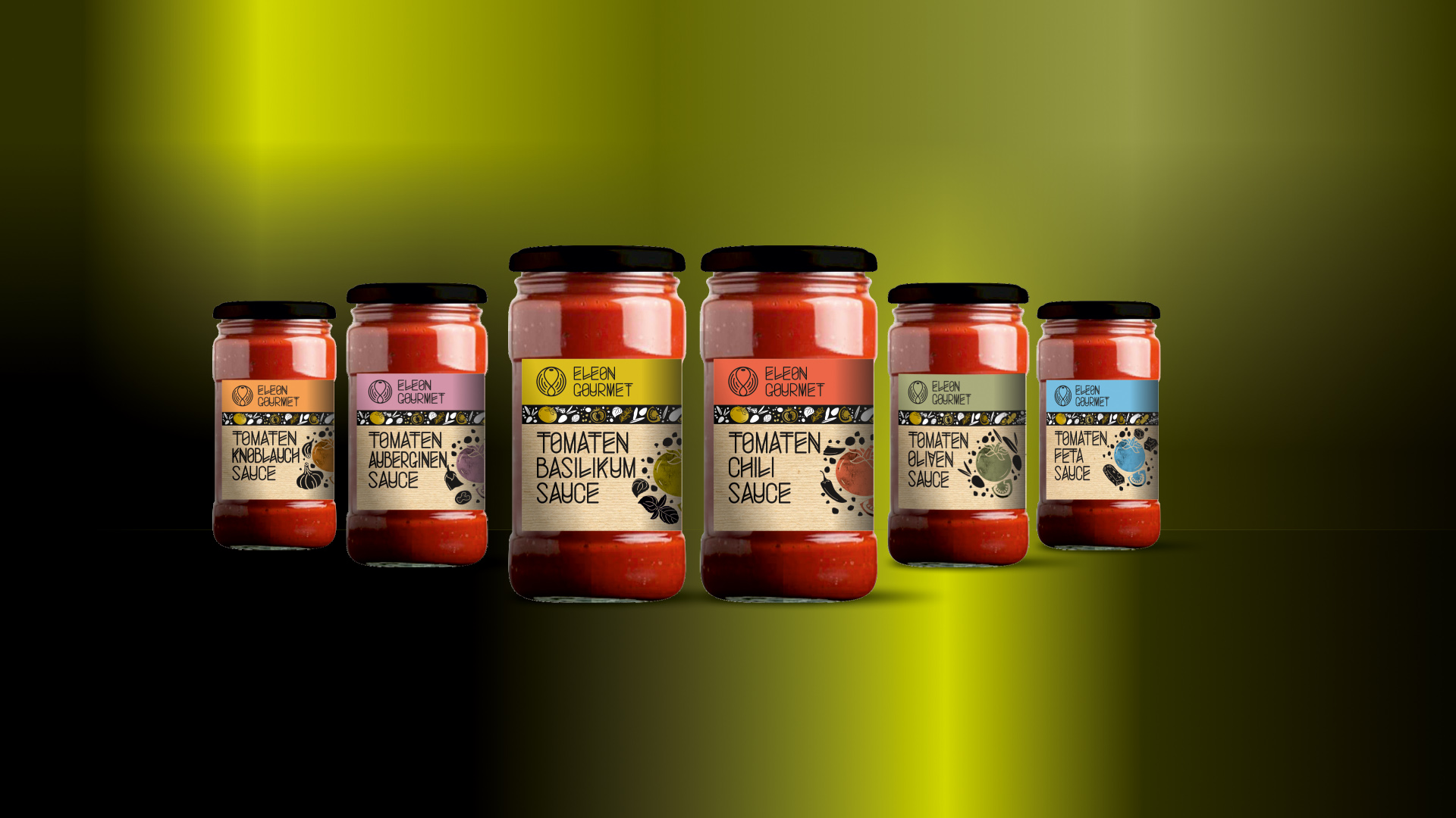 Eleon Gourmet Sauce