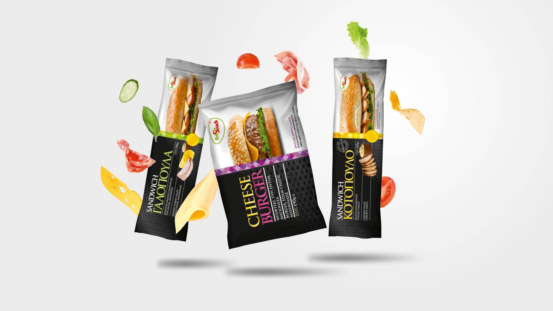 FreshSnack Premium Sandwiches