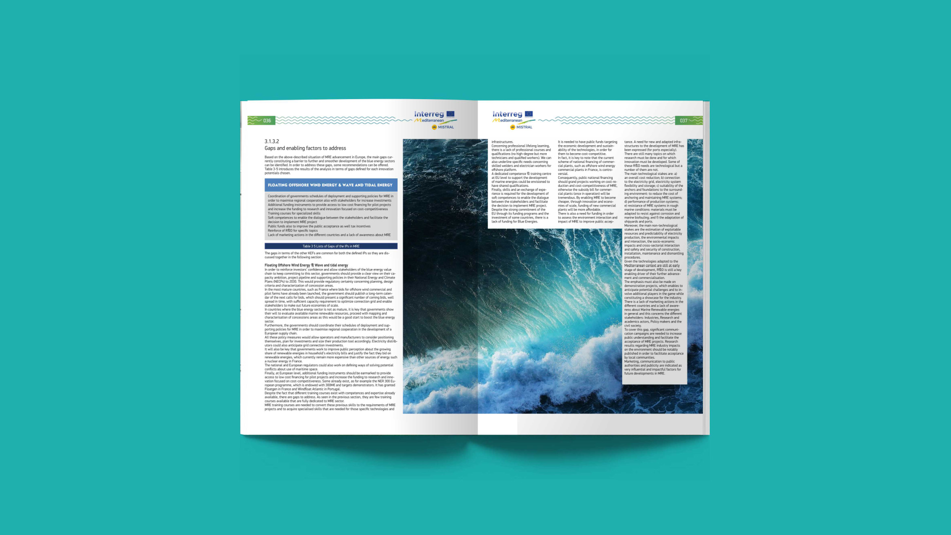Interreg Blue Growth Book
