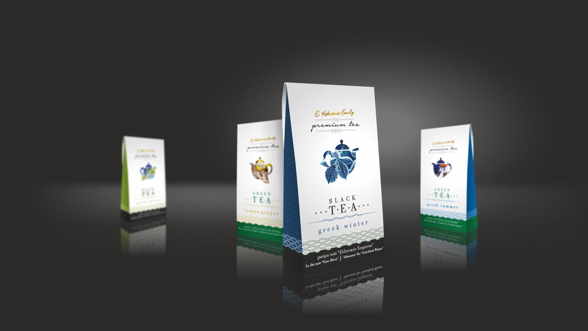 Kabrianis Premium Tea