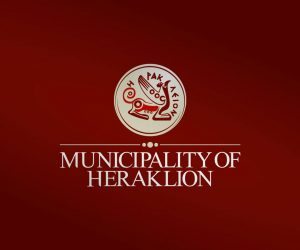 Municipality of Heraklion Logo
