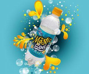 Temenia Mastic Soda