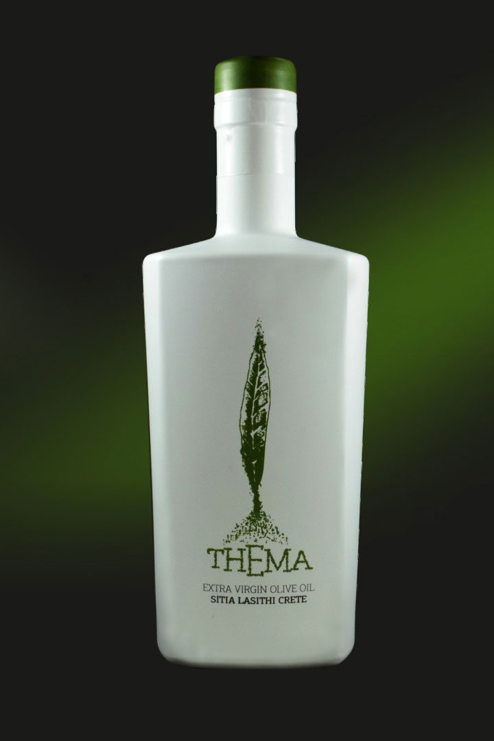Thema Extra Virgin Olive Oil